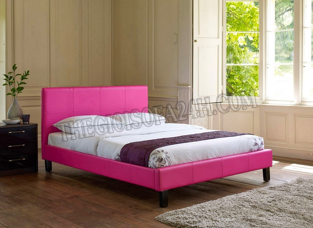 Giường ngủ GN052