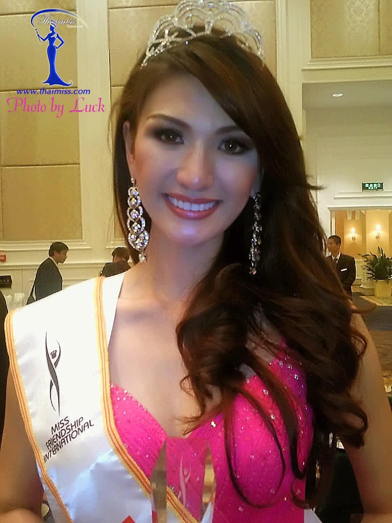 Miss Thailand, Kantapat Peeradachainarin Crowned Miss Tourism Queen International 2011