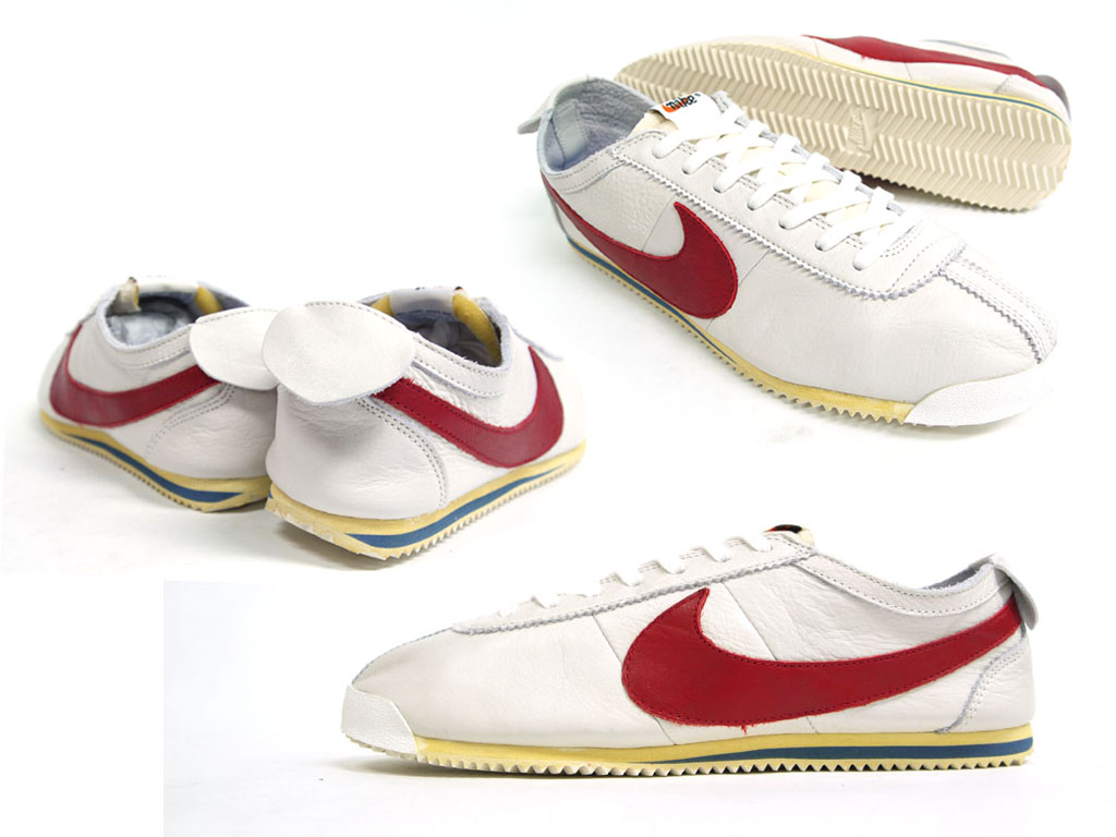 5marts Sneakers White Red Blue