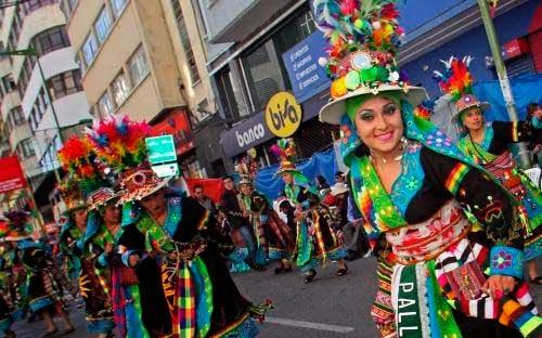 UMSA y municipio paceño presentaran la XXVII entrada folklórica Universitaria
