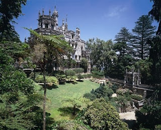Palácio da Regaleira Sintra