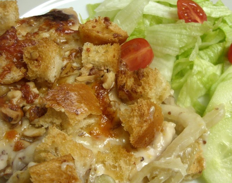 Jenny Eatwell's Rhubarb & Ginger: Chicken & Fennel Gratin
