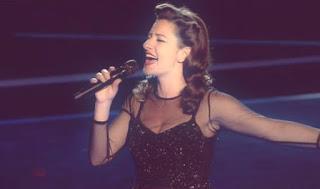 Marina Blanot canta Je veux-La Voz 2015