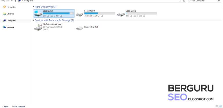 Cara Mempercepat Kinerja Komputer Laptop dengan Melakukan Disk Cleanup