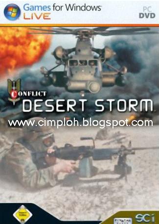 desert strom game