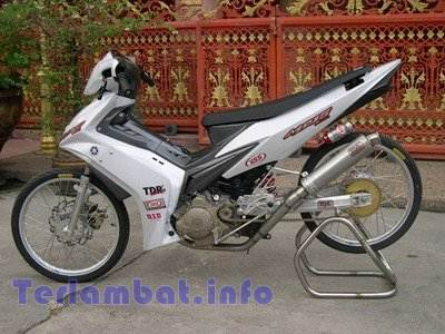 Modifikasi Jupiter MX 2013
