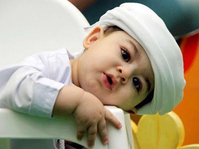 Foto Anak Kecil Arab Lucu