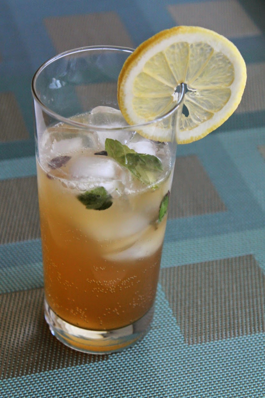 Ginger's Lazy Summer Afternoon cocktail
