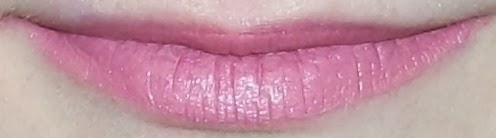 Natural Collection lipstick in Pink Mallow, Natural Collection lipstick in Pink Mallow Swatch,