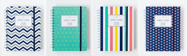 wonder planner, planner, planer, kalendarz