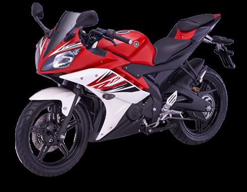 Warna Yamaha R15 Merah