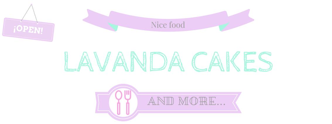 Lavanda Cakes