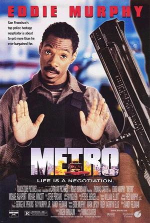 Metro 1997 poster