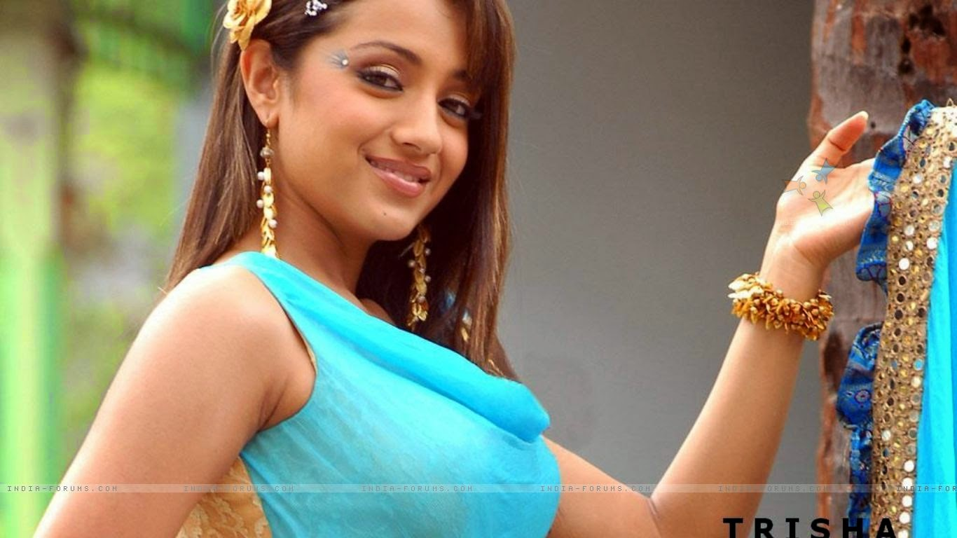Tamil actress Trisha photos