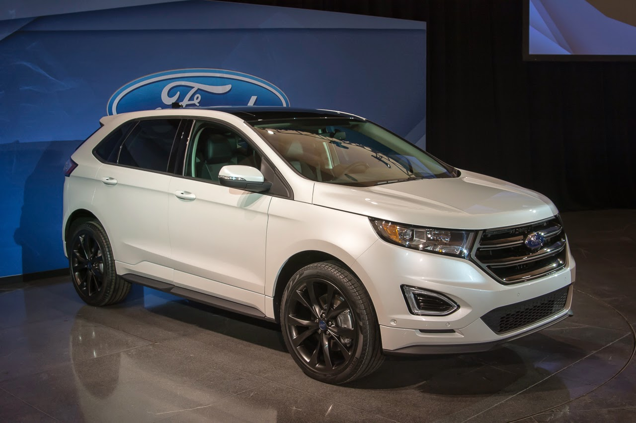 automotiveblogz 2015 ford edge sport live photos photos. Black Bedroom Furniture Sets. Home Design Ideas