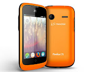 Firefox OS-Powered Smartphone