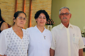 Ir. Deliria Venites e seus pais