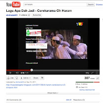 Rare Runic Sponsored Oh Haram Telemovie in TV3 10/9/2011
