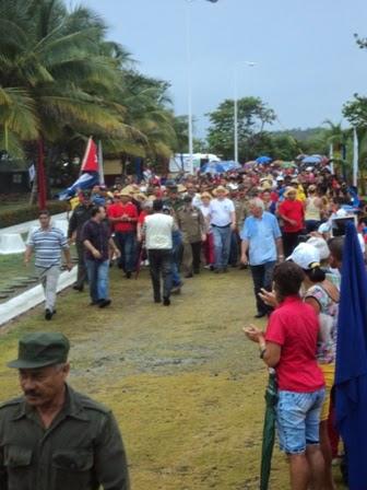 Peregrinación hasta Duaba en Baracoa, Guantánamo