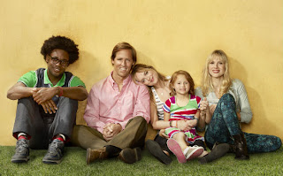 The cast of Ben and Kate
