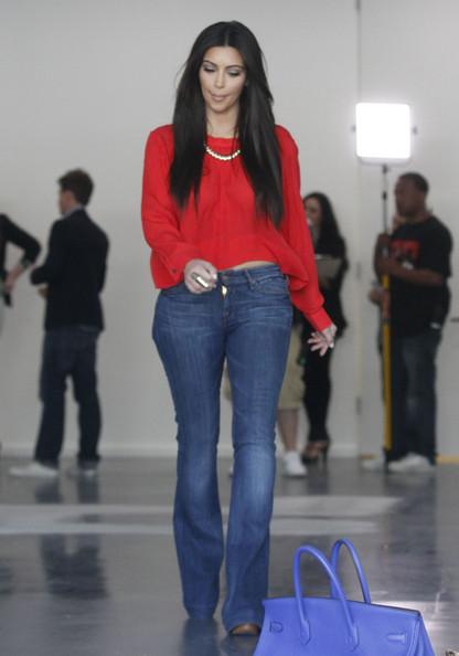 Sisiekomi Celebrity Style Kim Kardashian