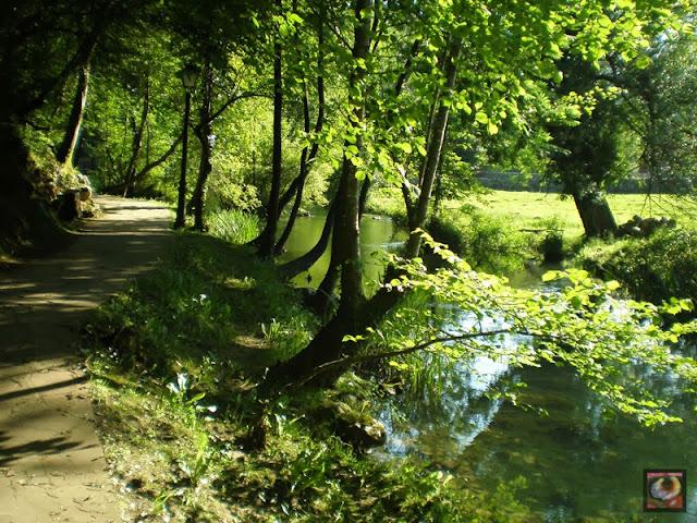 La Fuentona de Ruente, Cantabria