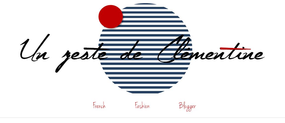 Un zeste de Clementine, blog mode et tendance