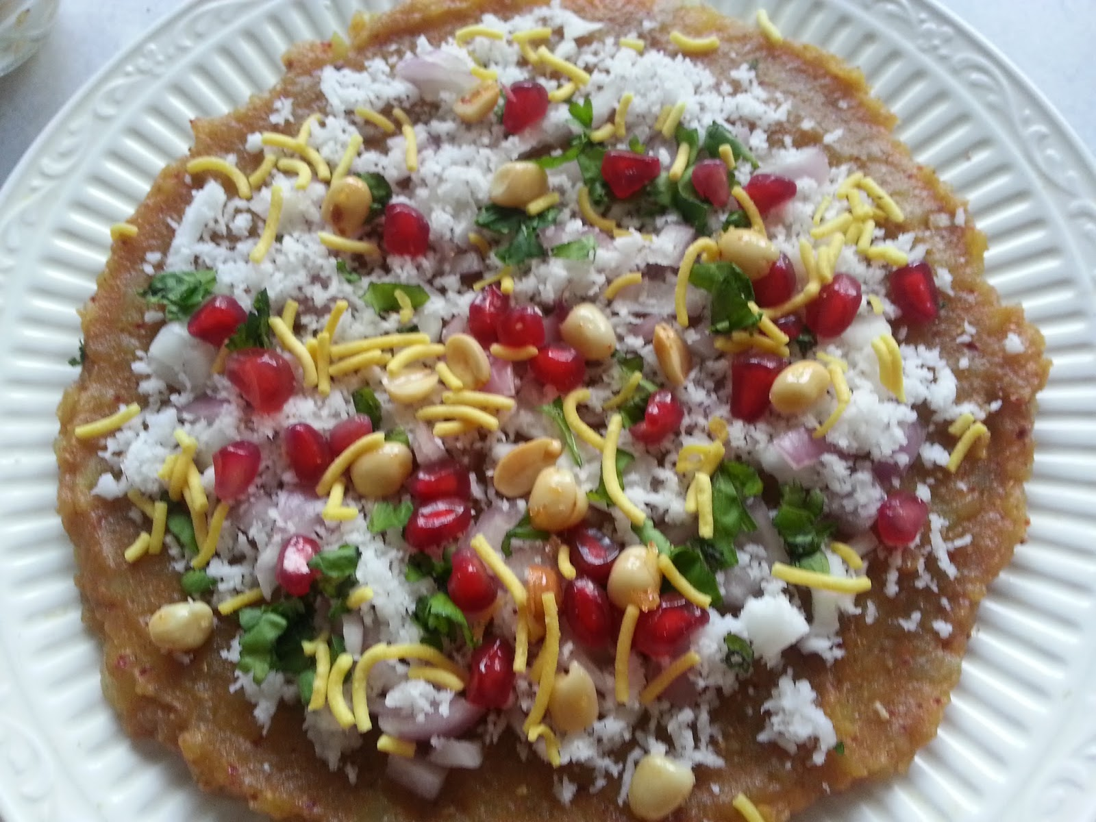 Annapurna kutchi dabeli indian street food - Annapurna indian cuisine ...