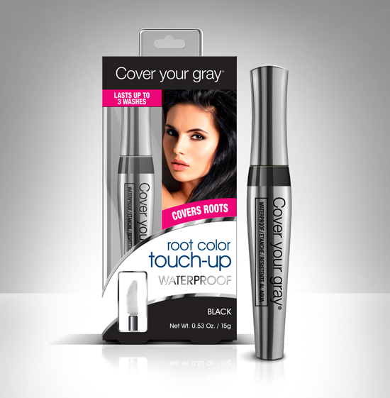Cover Your Grey - The Easy Way Brush In Waterproof Solutions!