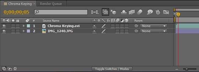how to have two after effects projects open