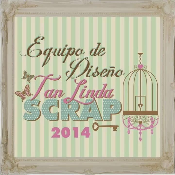 Tan Linda Scrap