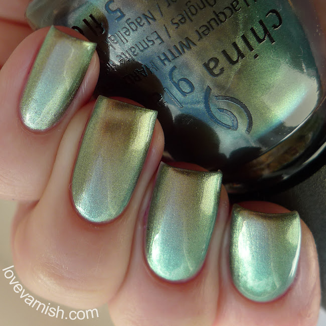 China Glaze Gone Glamping