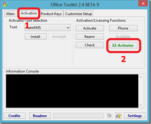 Todo para su pc activador microsoft toolkit 2 4 3 - Office 2013 toolkit and ez activator ...