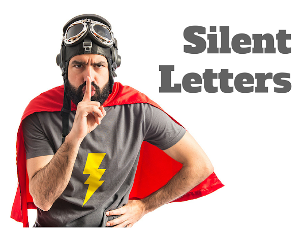 Learning English - Lesson 71 - Silent Letters, Speak English With MisterDuncan - Official Website - BenjaminMadeira