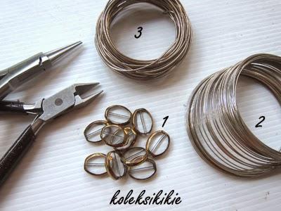 Membuat Loop Lilit dari Kawat