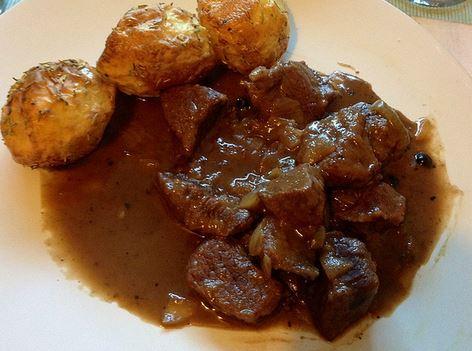 Cuisine maison d 39 autrefois comme grand m re recette de sauce pour rago ts de gibiers salmis - Marinade pour gibier ...