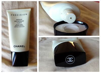 chanel purifying cream mask, chanel masque déstressant pureté