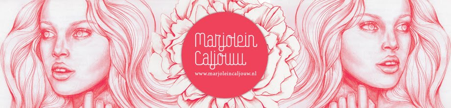 Illustrations & paintings by Marjolein Caljouw