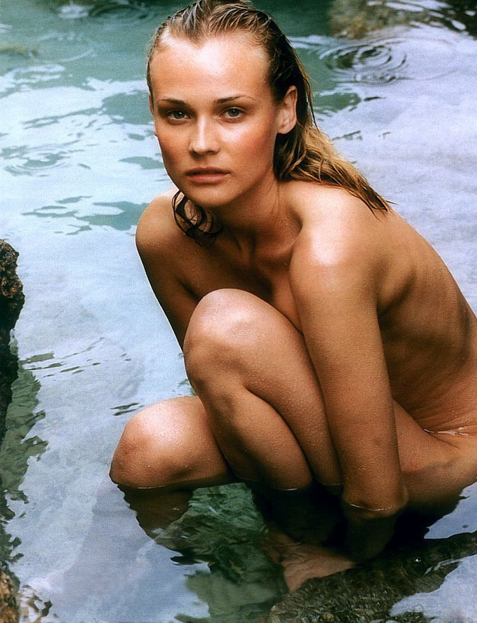 diane heidkruger (now kruger) by antoine verglas