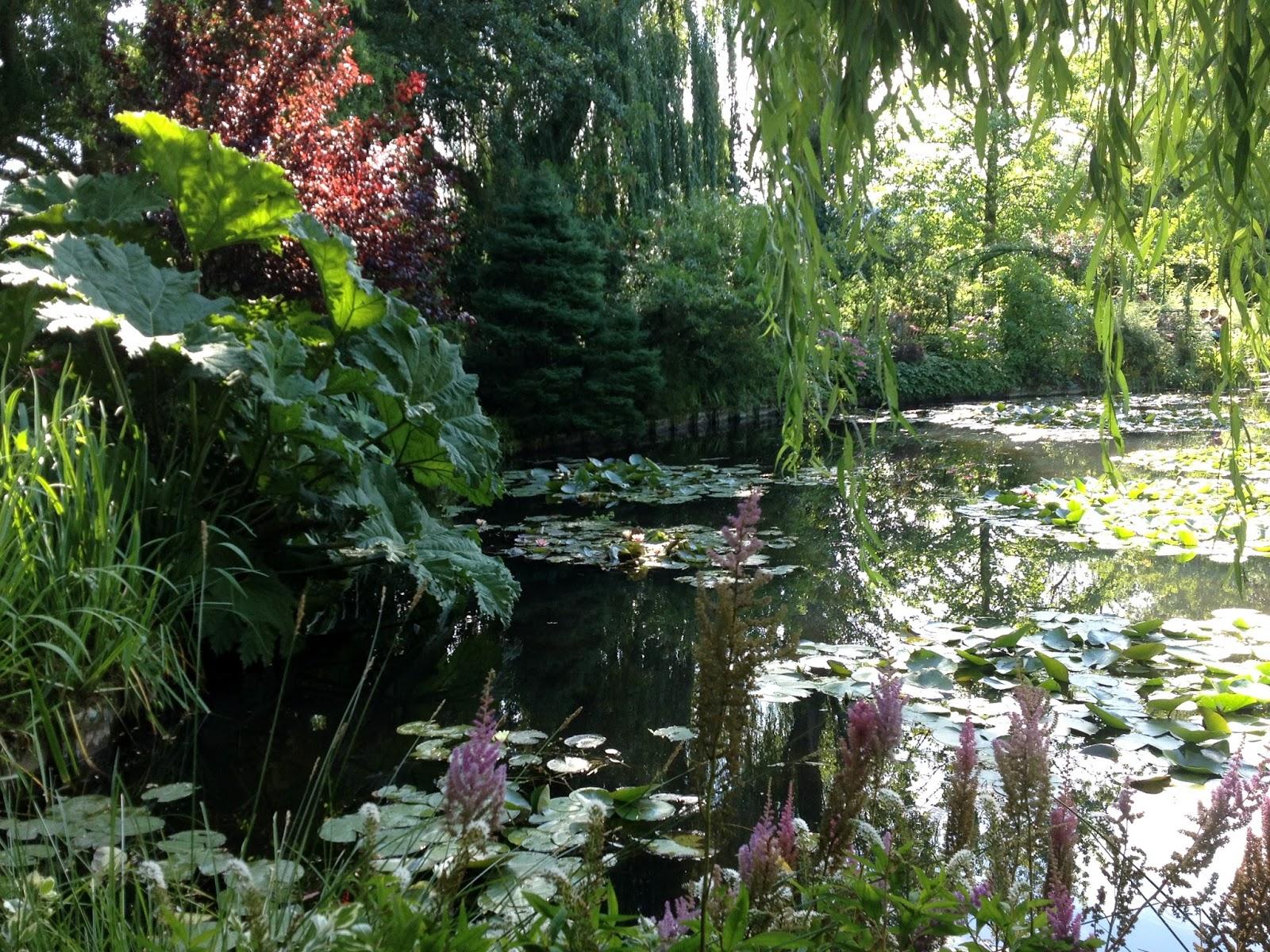 GlobeShoppeuse Norman Impressionnistes Les jardins de Claude