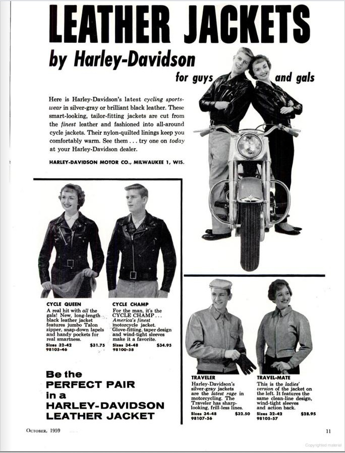 Vintage Motorcycle Magazine Ads 5