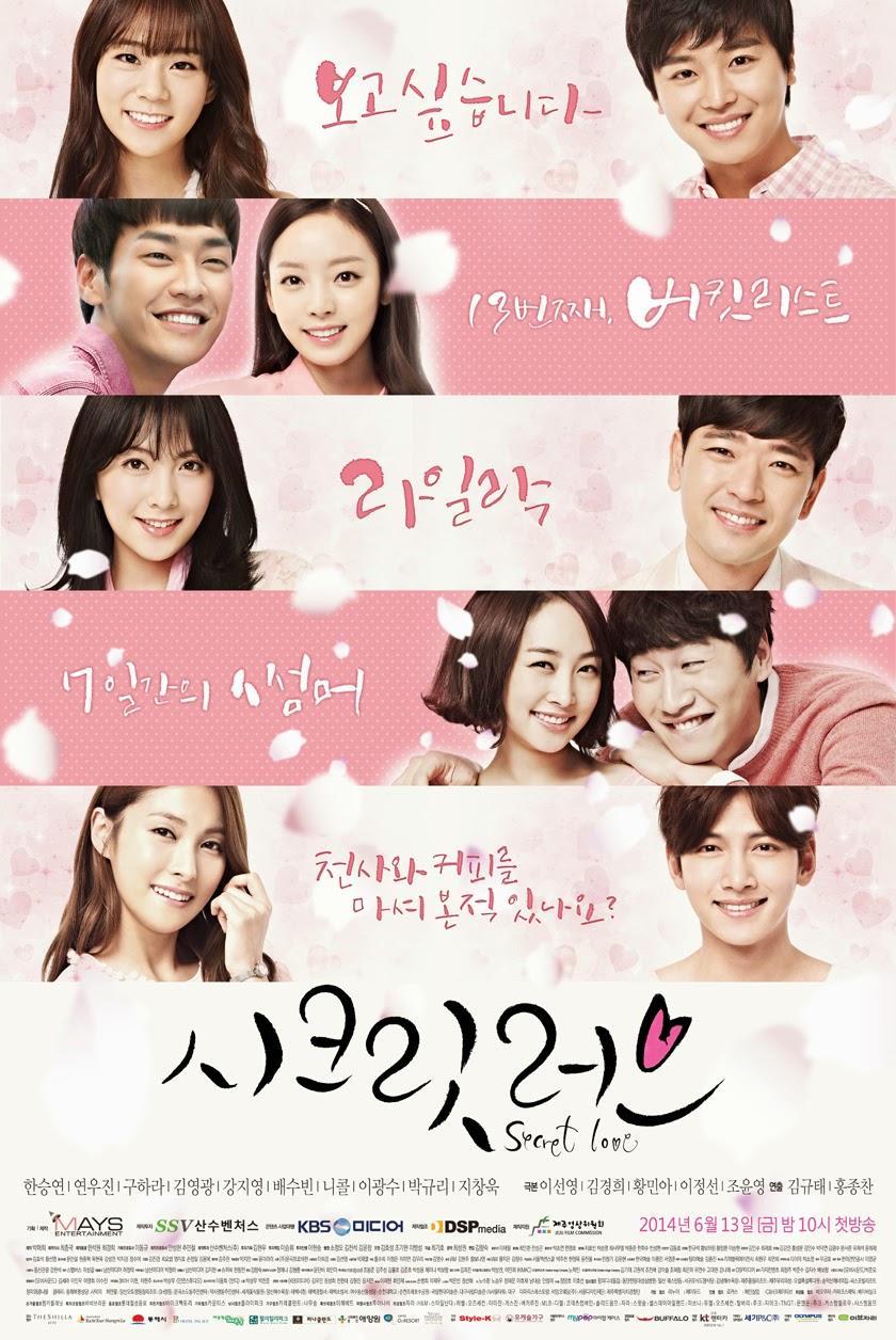 "Sinopsis Drama Korea ""Secret Love (Kara)"""