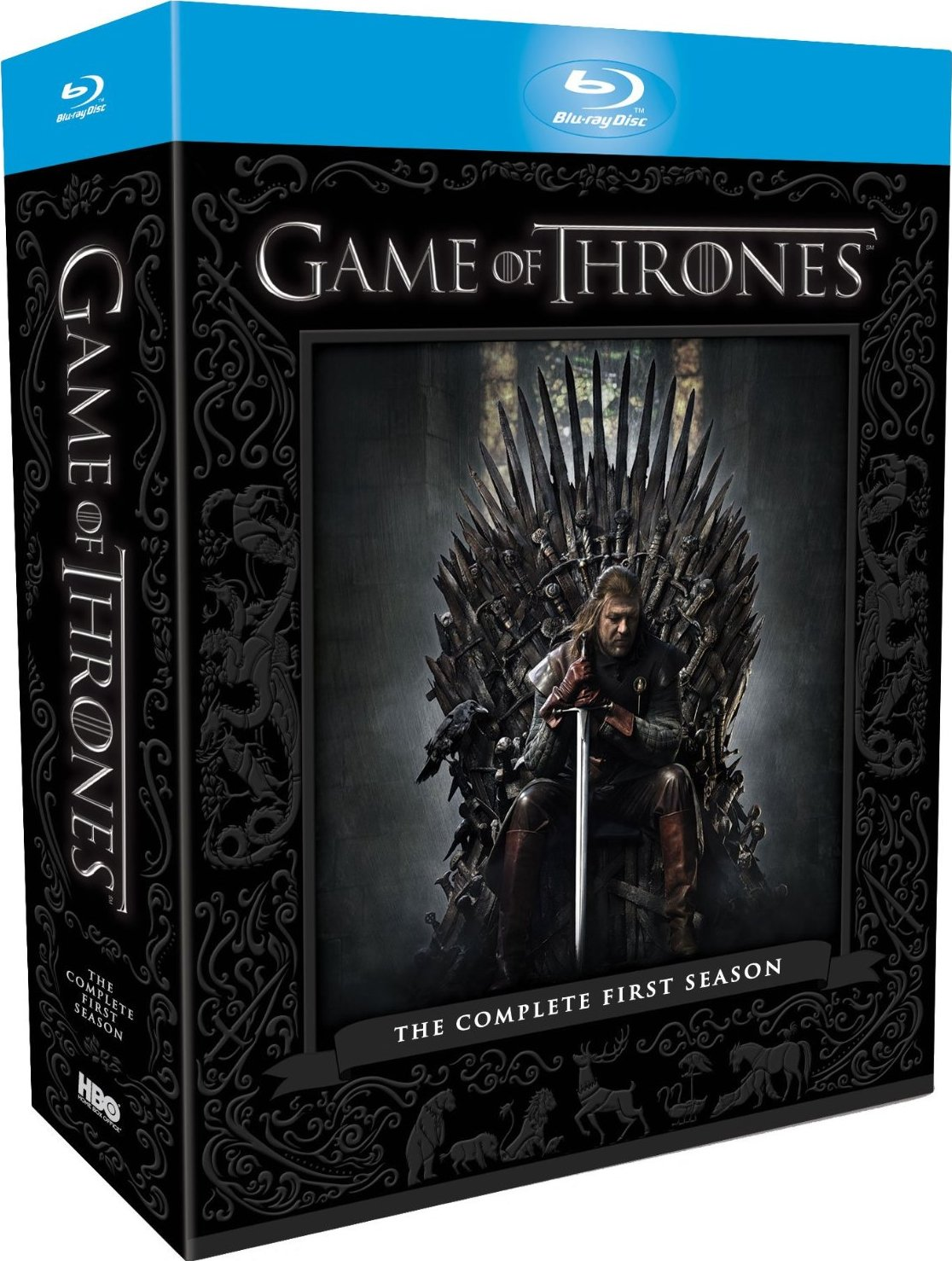 Game of Thrones: The Complete Eighth Season Blu-ray