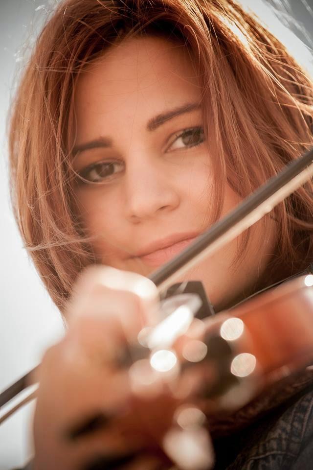 Βιολέττα και Βιολί = 2 μουσικοί λυγμοί