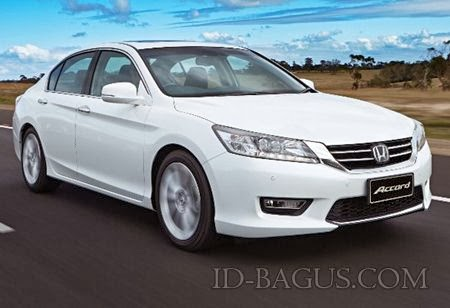 Gambar Honda Accord New