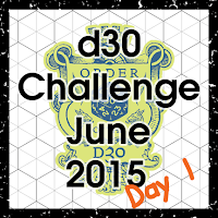 d30 Challenge Day 1