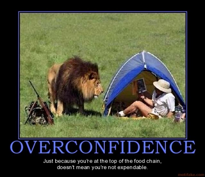 Life Assurance: The dangers of overconfidence
