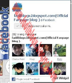 fanspage melayang
