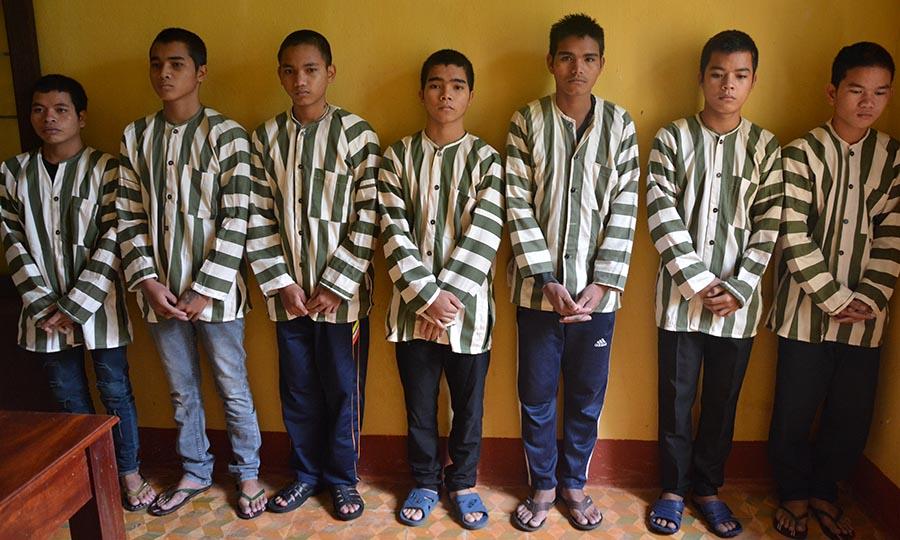 Gia Lai: Triệt phá nhóm thanh niên người dân tộc thiểu số sống lang thang trộm cướp