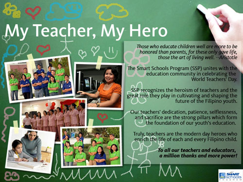 Teachers are heroes essay